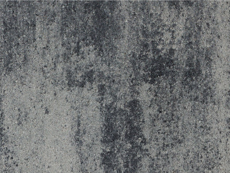 Bestrating Friesland H2O square Nero Grey Emotion
