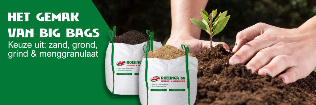 Big bags Friesland