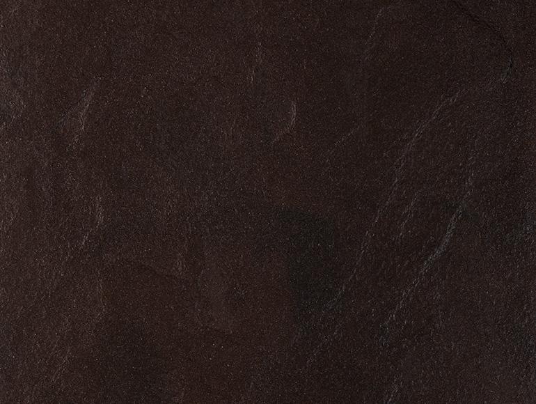 Chique Terrastegel met coating 60x60 cm Bruin-zwart wave