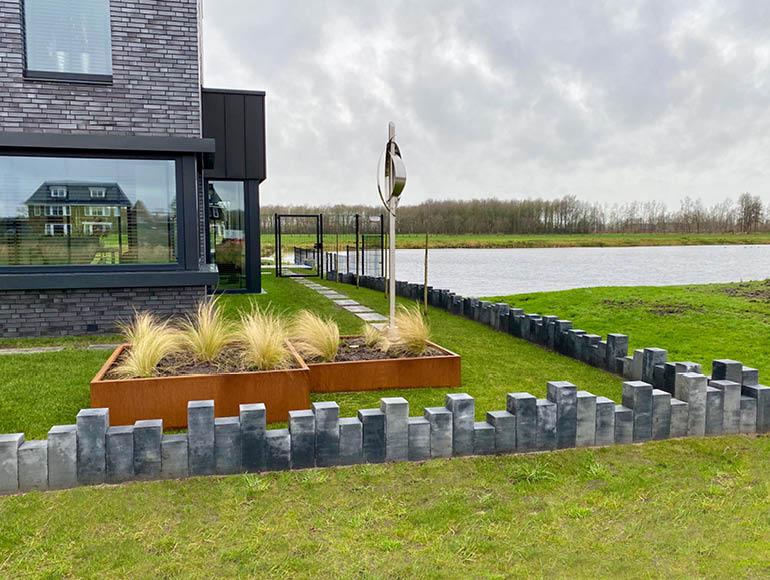 Stapelblokken Friesland