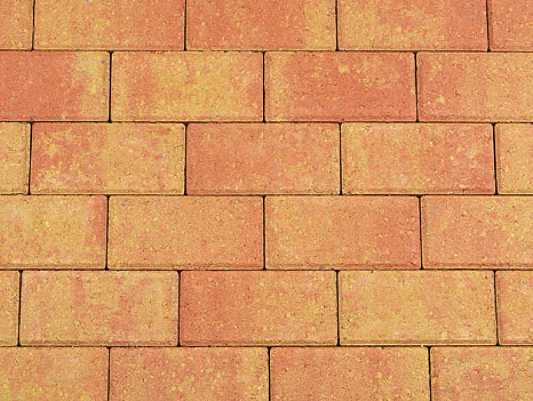 Betonklinkers Friesland Terracotta