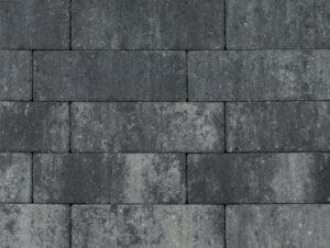 Longstone oprit klinker grijs-zwart Drachten